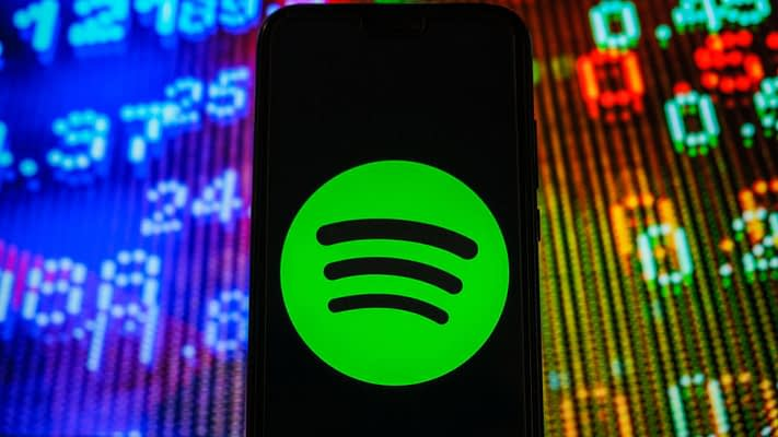 Spotify patents tech to recommend songs based on users' speech, emotion