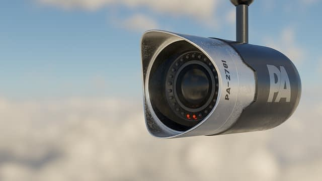 Different Types Of Security Cameras