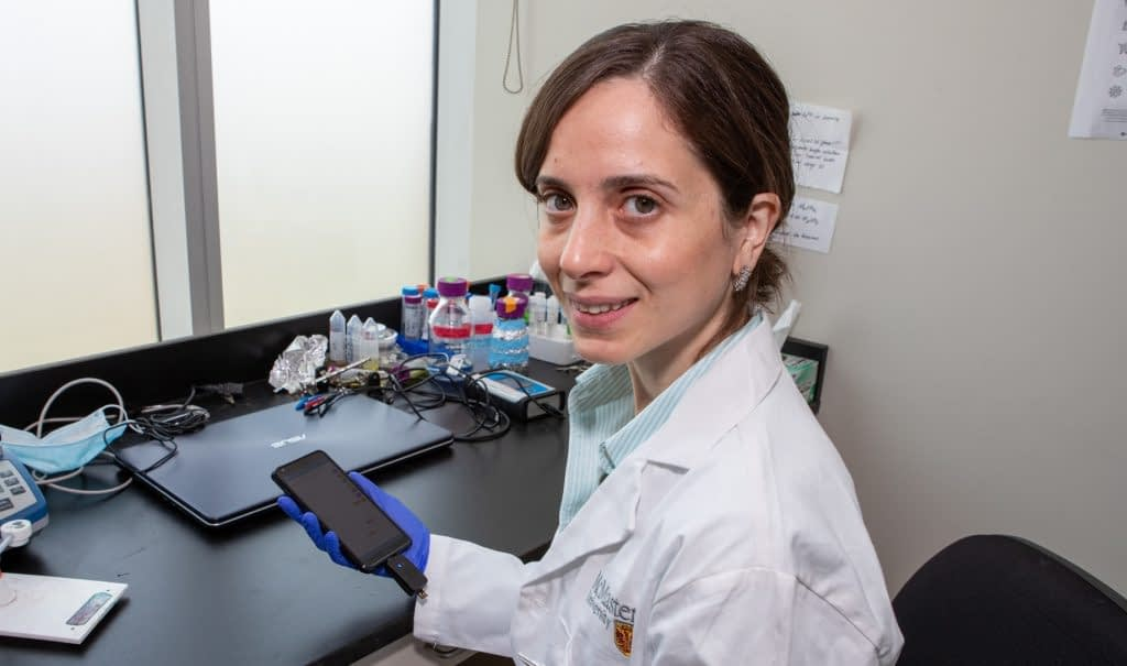 Hand-held device lets patients monitor their own blood for cancer biomarkers – Brighter World