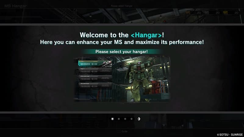 Enhance your mobile suits to maximize performance in GBO2